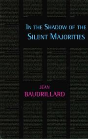 Cover of: In the Shadow of the Silent Majorities
