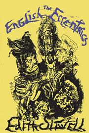 Cover of: English eccentrics
