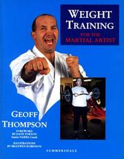 Cover of: Weight Training for the Martial Arts