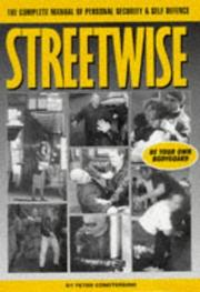 Cover of: Streetwise