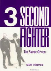 Cover of: Three Second Fighter