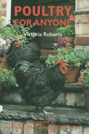 Cover of: Poultry for Anyone | Victoria Roberts