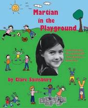 Cover of: Martian in the Playground | Clare Sainsbury