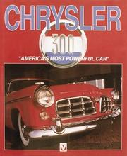 Cover of: Chrysler 300 | Robert C. Ackerson