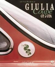 Cover of: Alfa Romeo Giulia Coupe