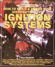 Cover of: How To Build & Power Tune Distributor-Type Ignition Systems (Speedpro)
