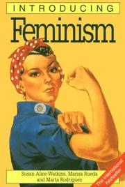 Cover of: Introducing feminism