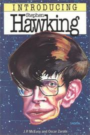 Cover of: Introducing Stephen Hawking (Beginners) | J. P. McEvoy