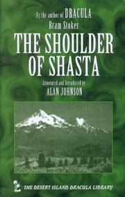 Cover of: The Shoulder of Shasta