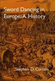 Cover of: Sword dancing in Europe