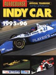 Cover of: Autocourse Indy Car 1995 96 (Indy Car)