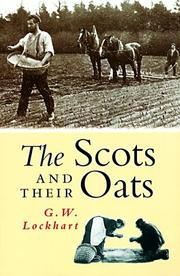 Cover of: The Scots and their oats
