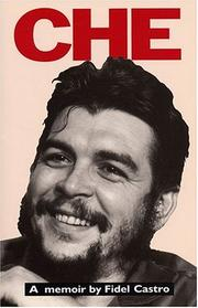 Cover of: Che: A Memoir