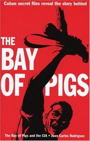 Cover of: The Bay of Pigs and the CIA