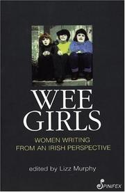 Cover of: Wee Girls | Lizz Murphy