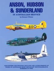 Cover of: Anson Hudson and Sunderland in Australian Service