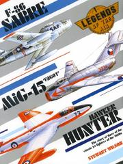 Cover of: Sabre, MiG-15 & Hunter
