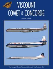 Cover of: Viscount, Comet & Concorde (Legends of the Air, 3)