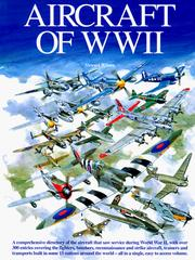 Cover of: Aircraft of WWII