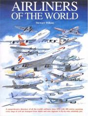 Cover of: Airliners of the World