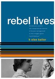 Cover of: Helen Keller