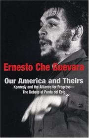 Cover of: Our America And Theirs