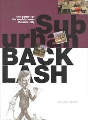 Cover of: Suburban backlash | Miles Lewis