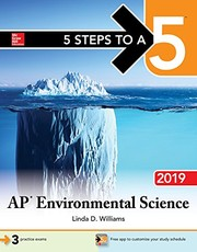 Cover of: 5 Steps to a 5
