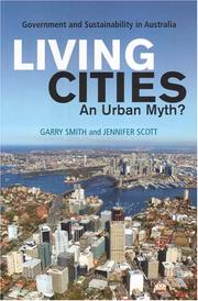 Cover of: Living cities-- an urban myth?