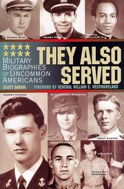 Cover of: They also served | Scott Baron