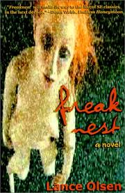 Cover of: Freaknest