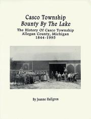 Cover of: Casco Township, bounty by the lake