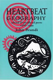 Cover of: Heartbeat geography