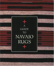 Cover of: A guide to Navajo rugs | Susan Lamb