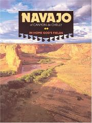 Cover of: Navajo of Canyon de Chelly