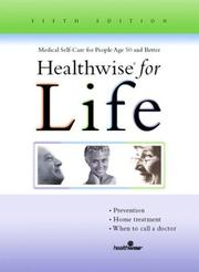 Cover of: Healthwise for Life