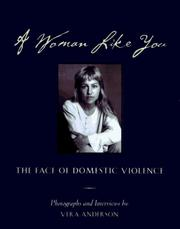 Cover of: woman like you | Vera Anderson