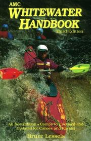 Cover of: Whitewater handbook