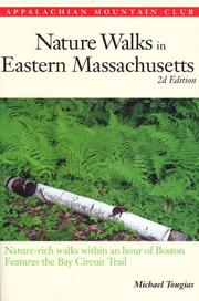 Nature walks in eastern Massachusetts by Mike Tougias