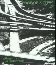 Cover of: Edge of a city