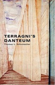 Cover of: The Danteum | Thomas L. Schumacher
