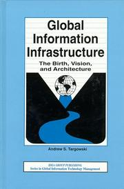 Cover of: Global information infrastructure