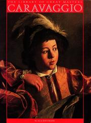 Cover of: Caravaggio (Library of the Great Masters)