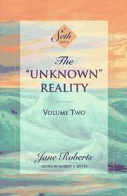 The Unknown Reality, Vol. 2