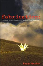 Cover of: Fabrication