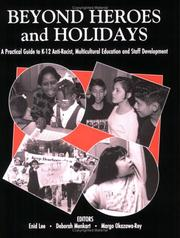 Cover of: Beyond Heroes and Holidays | Enid Lee