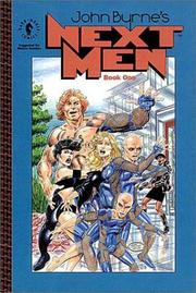 Cover of: John Byrne's Next Men | John Byrne