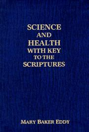 Cover of: Science and Health with Key to the Scriptures (Aequus)