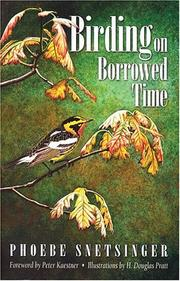 Cover of: Birding on borrowed time