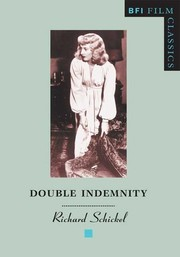 Cover of: Double Indemnity |